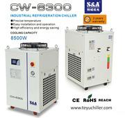 S&A water chiller for led lighting machine 220V/380V 60Hz/50Hz